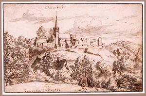 Abdij en ruïne van Chaumont-Gistoux