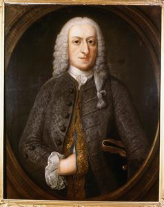 Portret van Cornelis Boddaert (1707-1750)