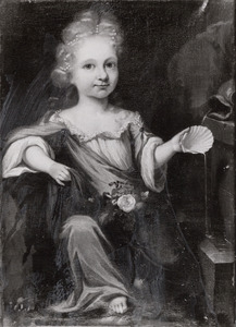 Portret van Anna Lucretia Ortt (1687-1750)