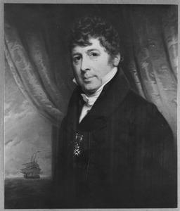 Portret van Hendrik Doeff (1777-1835)