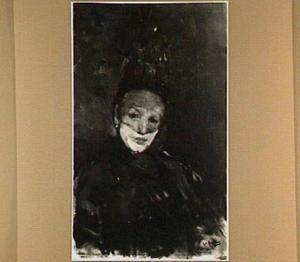Portret van Mevrouw Breitner