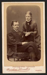 Portret van dhr. en mevr. De Bruyn van Melis- en Mariekerke