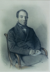 Portret van Charles Theodorus Stork (1822-1895)