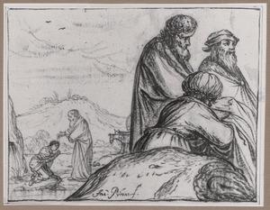 De doop van de kamerling (Hand. 8:37-39)