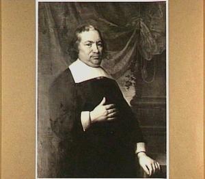 Portret van Jan Pesijn (1612-1666), echtgenoot van Maria de Lannoy