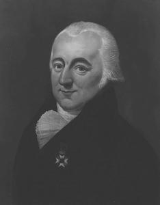 Portret van Cornelis Overgaauw Pennis (1765-1843)