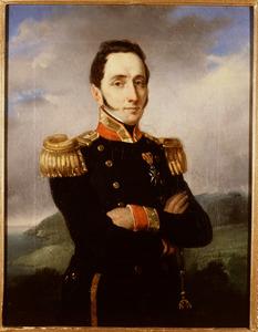 Portret van Dirk Hendrik Kolff (1800-1843)
