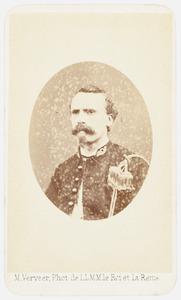 Portret van Willem Hingman (1840-1917)