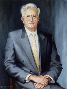 Portret van A.W. Overwater
