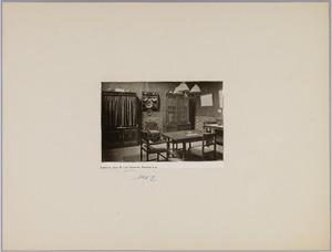 Inzending van Klaas van Leeuwen op de 'Tentoonstelling van Toegepaste Moderne Kunst' in Arnhem 1903