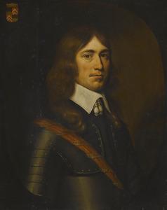 Portret van een man uit de familie Holt