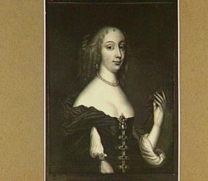 Portret van een vrouw, mogelijk Anne Hyde (1637-1671)