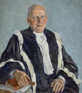 Portret van Frederik Johan de Jong (1901-1974)