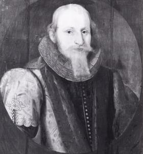 Portret van Marcus Lycklama à Nyeholt (1573-1625)
