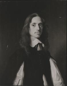 Portret van Abraham Wichers (1620-1656)