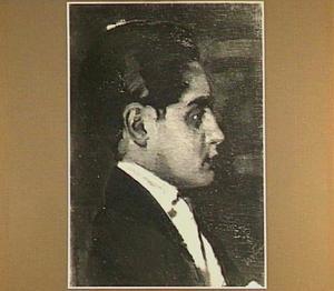 Portret van Prins Karauw of Kapioluh