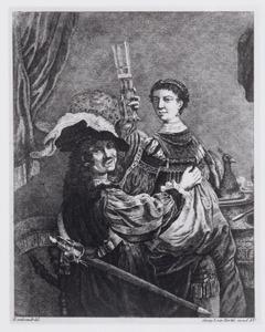 Rembrandts 'Zelfportret' als de verloren zoon