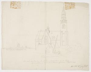De Groote Kerk in Maassluis