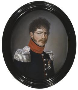 Portret van Coenraad van Valkenburg (1784-1831)