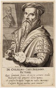 Portret van Willem Key (1515-1568)