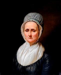 Portret van Sophia Catharina Vermeulen