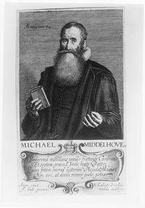 Portret van Michael Middelhoven (1562-1638)