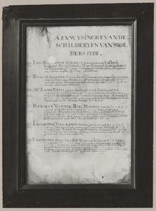 Voorouders van Gerrit Pietersz. Schaap (1599-1655) van moederszijde