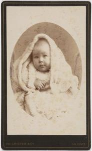 Portret van een baby