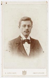 Portret van Herman Johan Reuter (1876-1876)