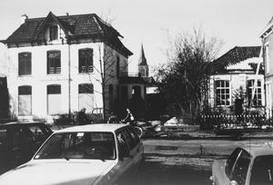 Het huis van de familie Mondriaan aan de Zonnebrink te Winterswijk