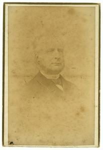 Portret van Felix van der Wissel (1827-1900)