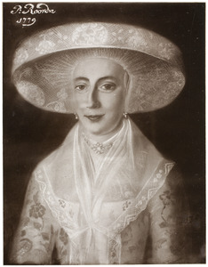 Portret van Geeske Suidema (1751-1832)