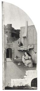 De H. Jozef (fragment van een Aanbidding van de Wijzen)