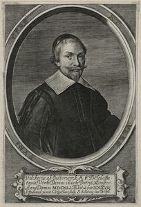 Portret van Volkerus van Oosterwijck (1602-1675)