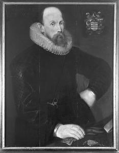 Portret van Dominicus Bogaert (1562-1644)
