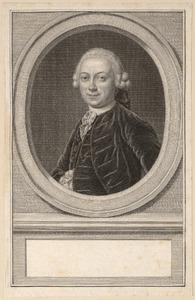 Portret van Adriaan Steengracht (1731-1770)