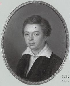 Portret van Rudolph Anne Julius Baron van Ittersum (1806-1859)