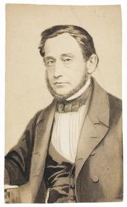 Portret van Frederik Hendrik van Vlissingen (1803-1862)