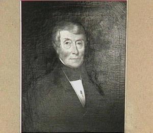 Portret van Willem Scheurleer (1774-1858)