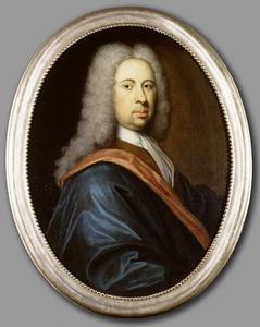 Portret van Hendrik Frieswijk (1678-1724)