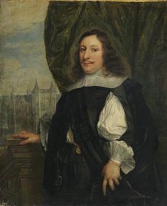 Portret van David Teniers II (1610-1690)