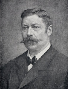 Portret van Hendricus Leonardus Jurgens (1840-1888)