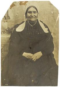 Portret van Judoca Cremers (1820-1907)