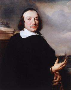 Portret van Lucas van Noordt