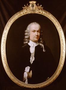 Portret van Salomon Krul ( -1758)