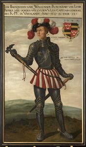 Portret van Jan van Wassenaer (1483-1523)