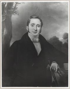 Portret van Matthijs Westendorp (1796-1863)