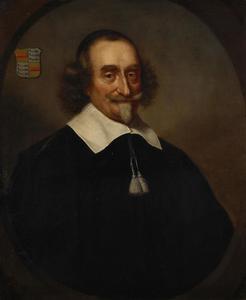 Portret van Jan Gerritsz. Bicker (1591-1653)