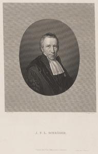 Portret van Johannes Frederik Lodewijk Schroeder (1774-1845)