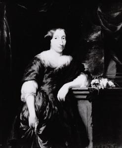 Portret van Maria Coymans (1645- )